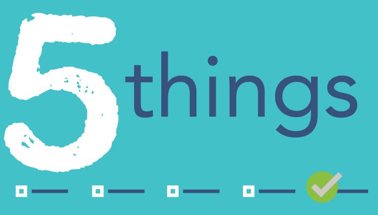 5 lucruri